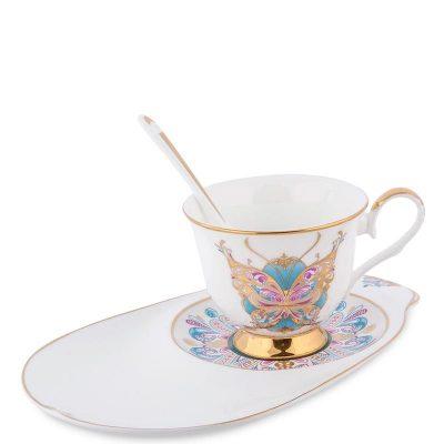 Чайная пара Pavone «Песня Мотылька»
