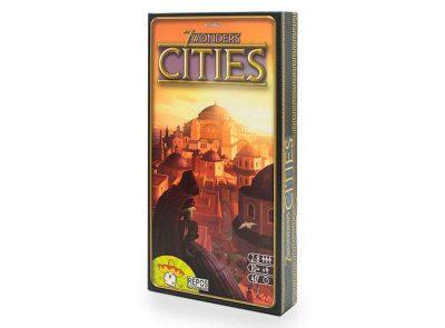 Настольная игра «7 Чудес: Города» (7 Wonders: Cities)