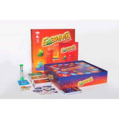 Настольная игра «Базинга 2»