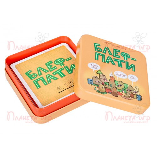 Настольная игра «Блеф-пати» (Bluff Party)
