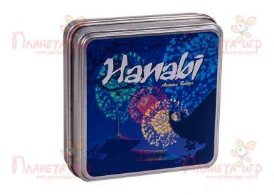 Настольная игра «Фейерверк» (Ханаби, Hanabi)