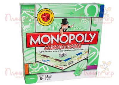Настольная игра «Монополия. Стандарт»