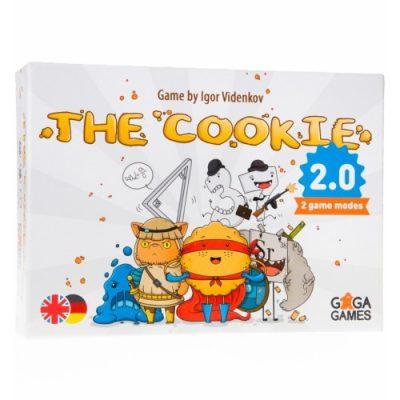 Настольная игра «Печенька 2.0» (The Cookie 2.0)