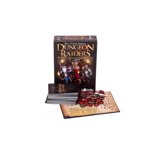 Настольная игра «Расхитители Подземелий» (Dungeon Raiders)
