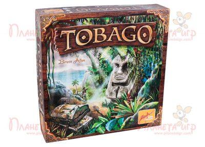 Настольная игра «Тобаго» (Tobago)
