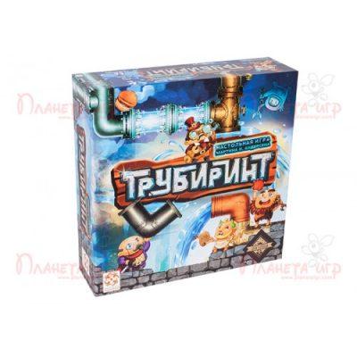 Настольная игра «Трубиринт» (Tubyrinth)