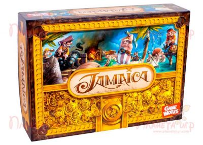 Настольная игра «Ямайка» (Jamaica)