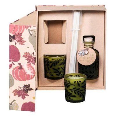 Подарочный ароматический набор Serenity «Яблоко-груша»