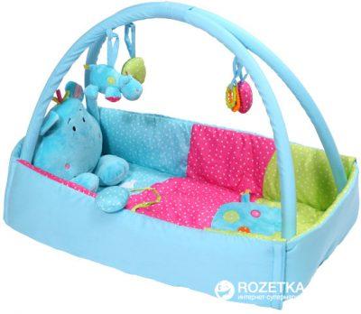 Развивающий коврик BabyOno «Бегемот»