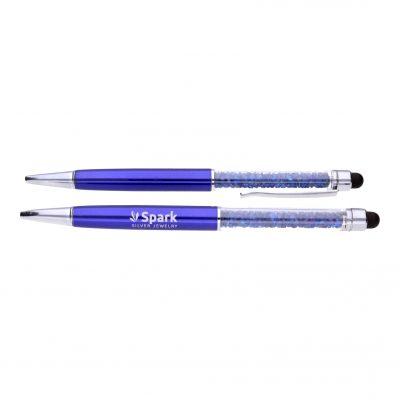 Ручка SPARK «Blue Ballpen» со Swarovski