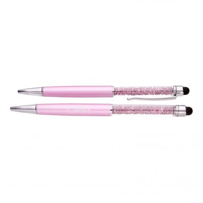 Ручка SPARK «Pink Ballpen» со Swarovski