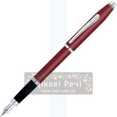 Стильная перьевая ручка Cross «Century II Ruby»