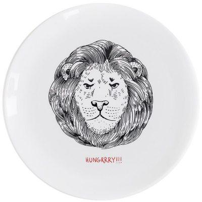 Тарелка «Лев»