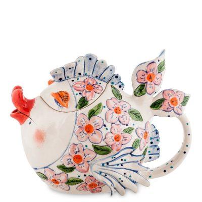 Заварочный чайник Pavone «Рыба Азалия»