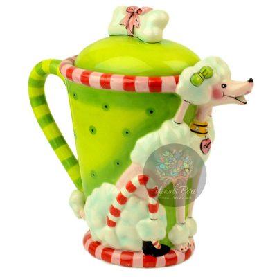 Заварочный чайник «Пудель» Pavone