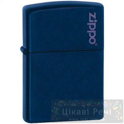 Зажигалка Zippo (матовый синий)