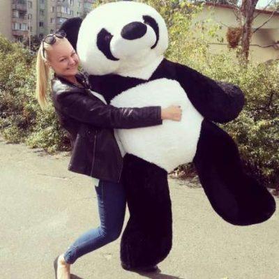 Большая игрушка «Панда» ТМ «Алина» (170 см)