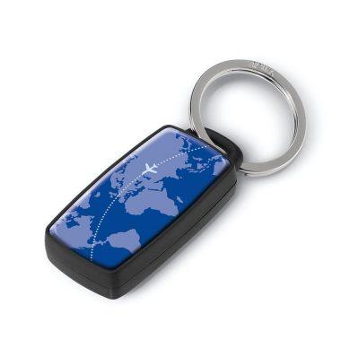 Брелок «Detective Around The World» c функцией поиска ключей