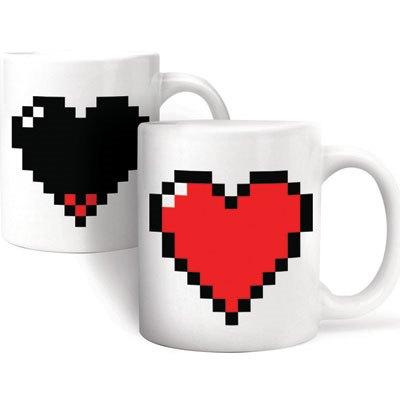 Чашка-хамелеон «Сердце»