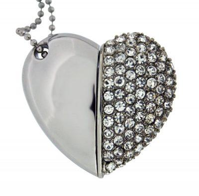 Флеш-накопитель «Открытое сердце» Satzuma