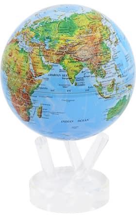 Глобус самовращающийся «Общегеографическая карта мира» Mova