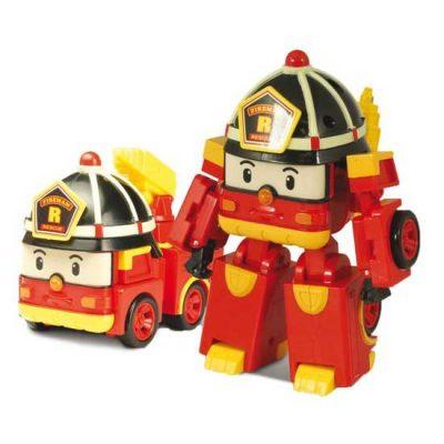 Игрушка «Робокар Рой» Трансформер