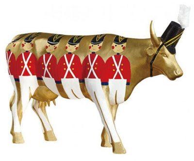 Корова «Moockette» Cow Parade