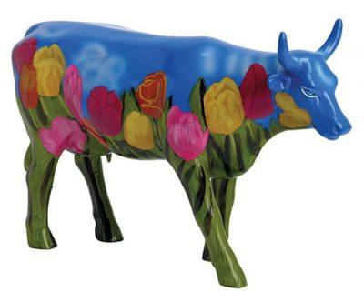 Корова «Netherlands» Cow Parade