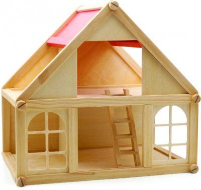 Кукольный дом 1 «Мир деревянных игрушек»