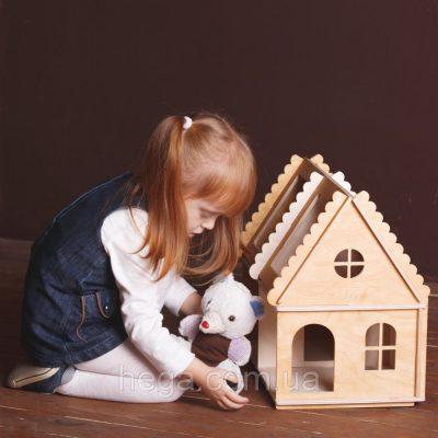 Кукольный домик для творчества Hega (2эт.)