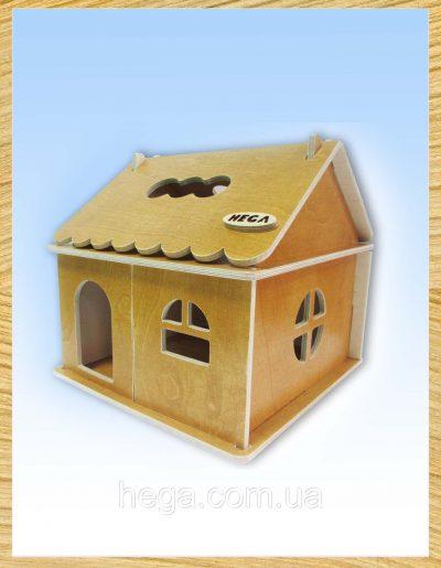 Кукольный домик ТМ Hega
