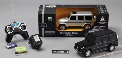 Mercedes-Benz G-класс на радиоуправлении