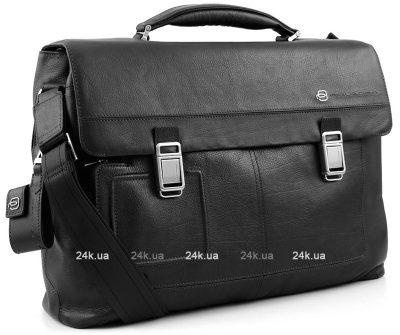 Мужской кожаный портфель Piquadro