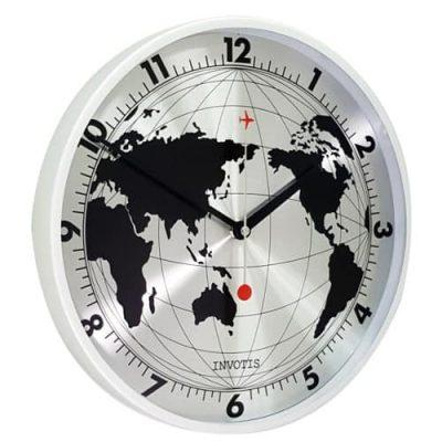 Настенные часы «Plane» Invotis