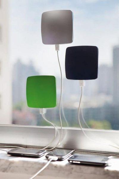 Солнечное зарядное устройство XD Design с аккумулятором