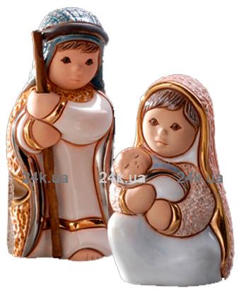 Статуэтка De Rosa Rinconada «Иосиф и Мария»