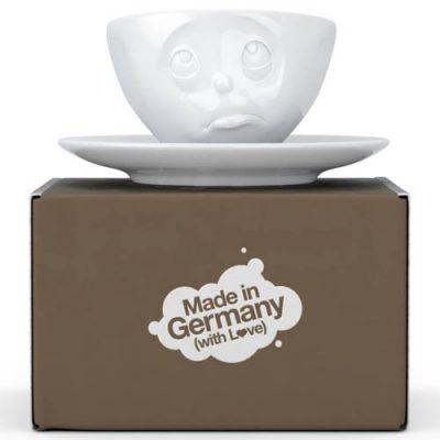 Чашка с блюдцем Tassen «Oh Please!»