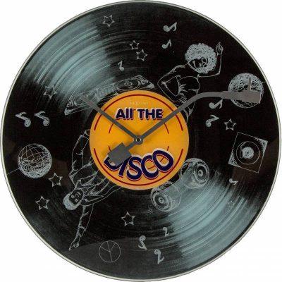 Часы настенные «All the Disco»