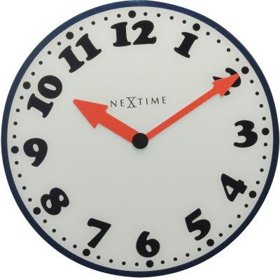 Часы настенные «Boy» с красными стрелками