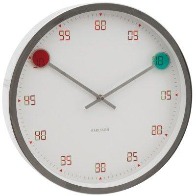 Часы настенные «Magic steel»