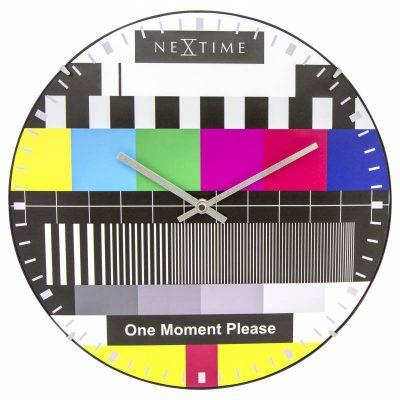 Часы настенные «Testpage Dome»