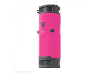 Музыкальна колонка Scosche boomBOTTLE Pink