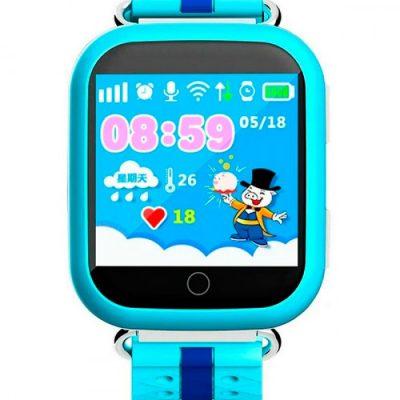Наручные детские часы Smart Q750 Blue