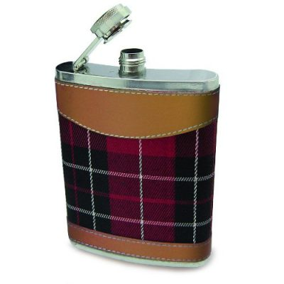 Фляга «Шотландский Тартан» Vin Bouquet