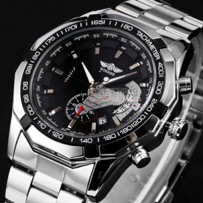 Мужские наручные часы Winner «Titanium»