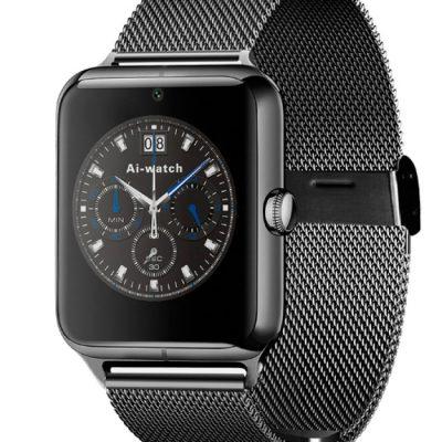 Наручные часы UWatch «Smart Z50 Black»