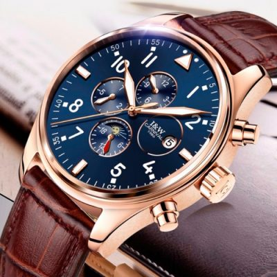 Мужские наручные часы Carnival «Grand Brown»