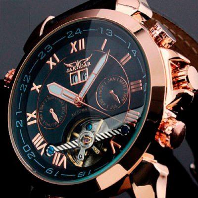 Мужские наручные часы Jaragar «Turboulion»