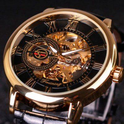 Мужские наручные часы Forsining «Rich»
