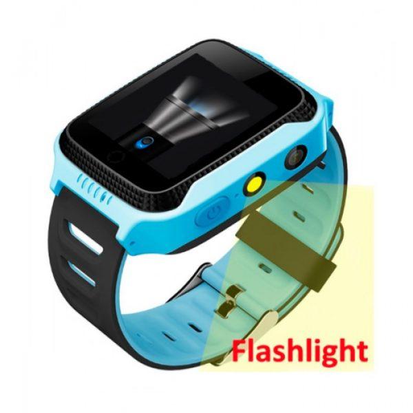 Наручные детские часы Smart GPS T7 Blue